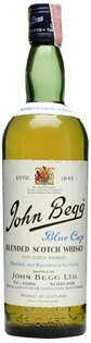 John Begg Scotch Blue Cap 1.75l